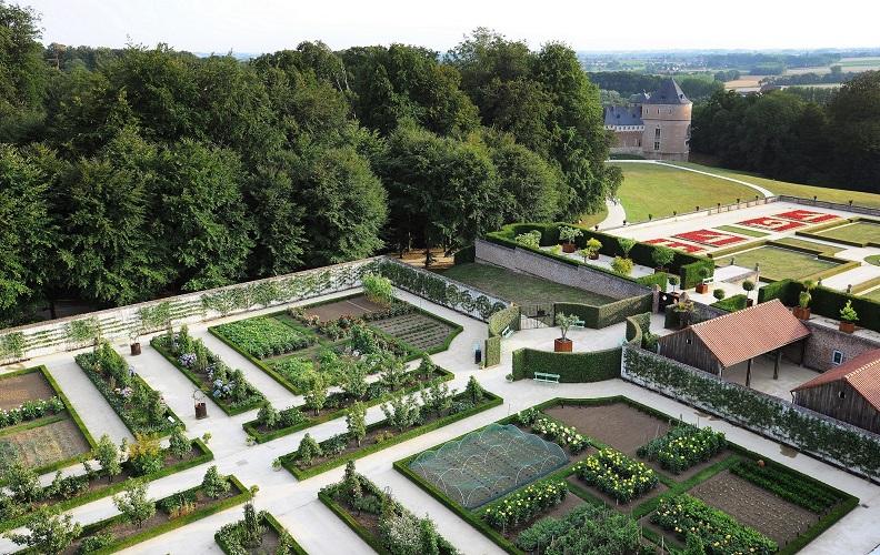 Museumtuin van Gaasbeek