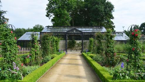 Foto van Museumtuin Gaasbeek