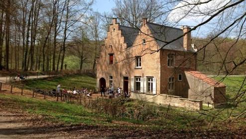 Foto van Spaans huis Park Tervuren