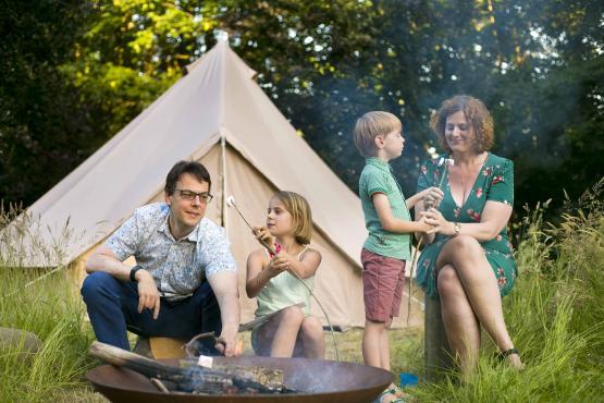 Foto van Natuurinvest zoekt ondernemers voor duurzaam kamperen in de natuur
