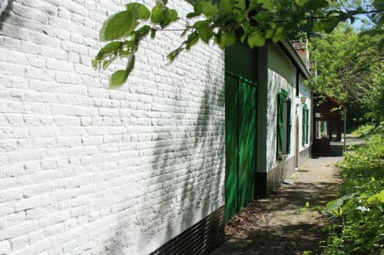 Foto van Boswachterswoning ondergaat renovatie