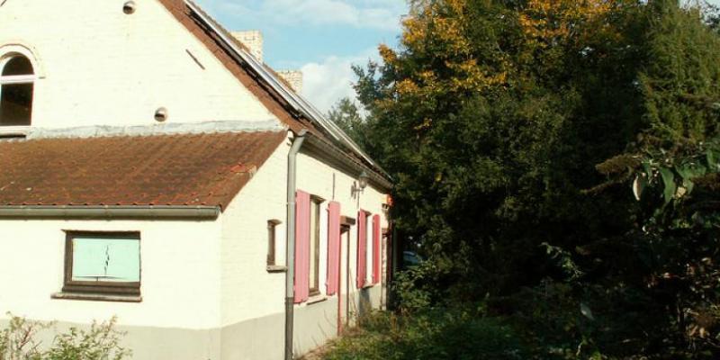 Boswachterswoning Hoge Dijken te Ettelgem (Oudenburg) nu beschikbaar voor concessie