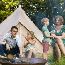 Natuurinvest zoekt ondernemers voor duurzaam kamperen in de natuur